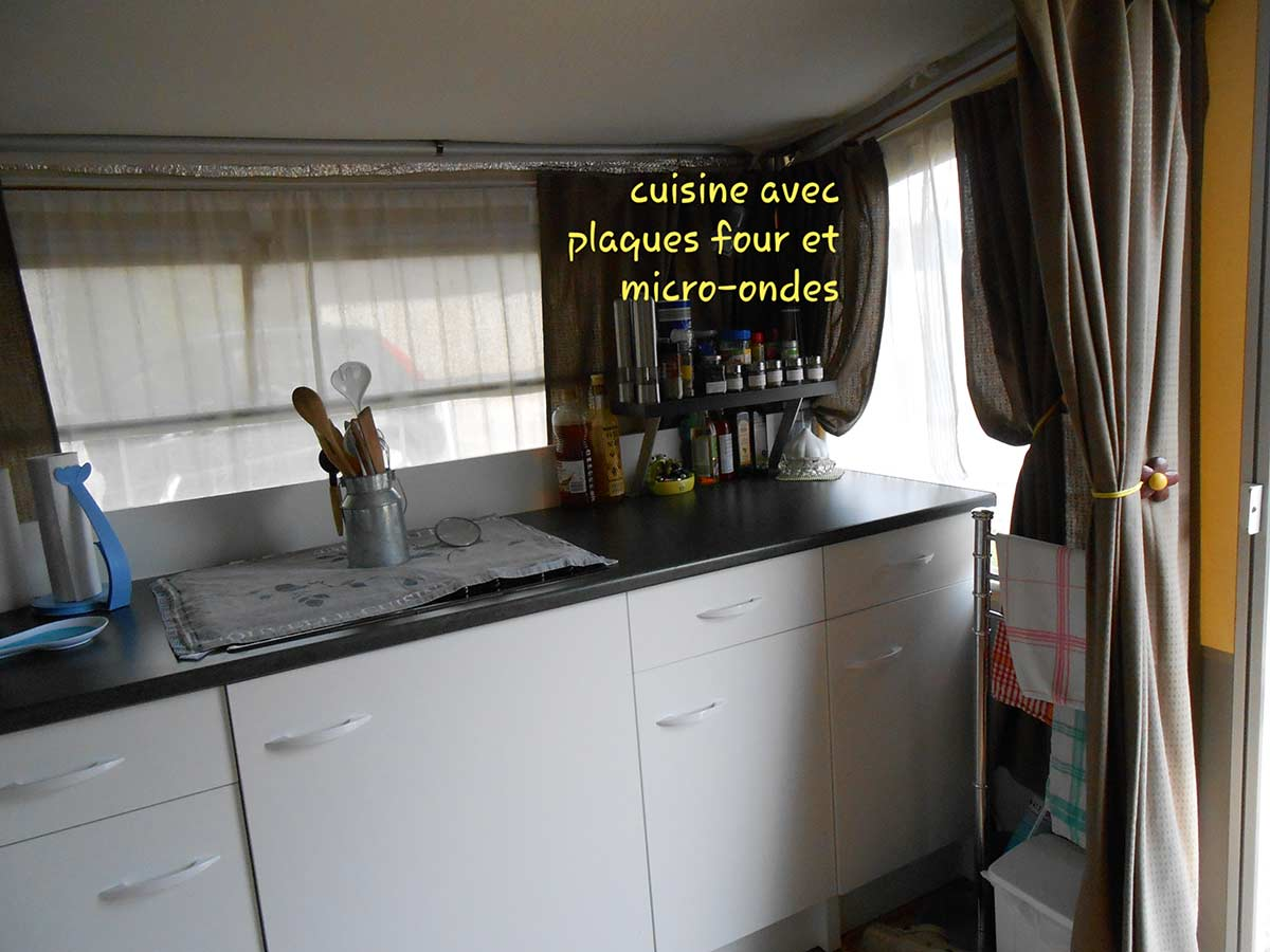 caravane 46 cuisine