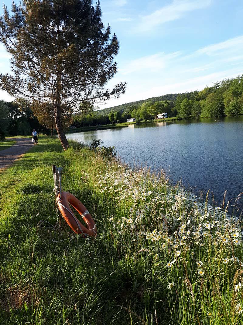 paradis des pêcheurs Martigny