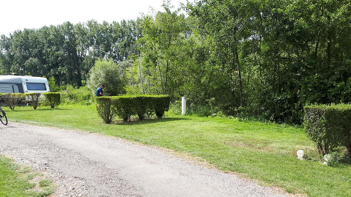 les emplacements de camping proche Dieppe