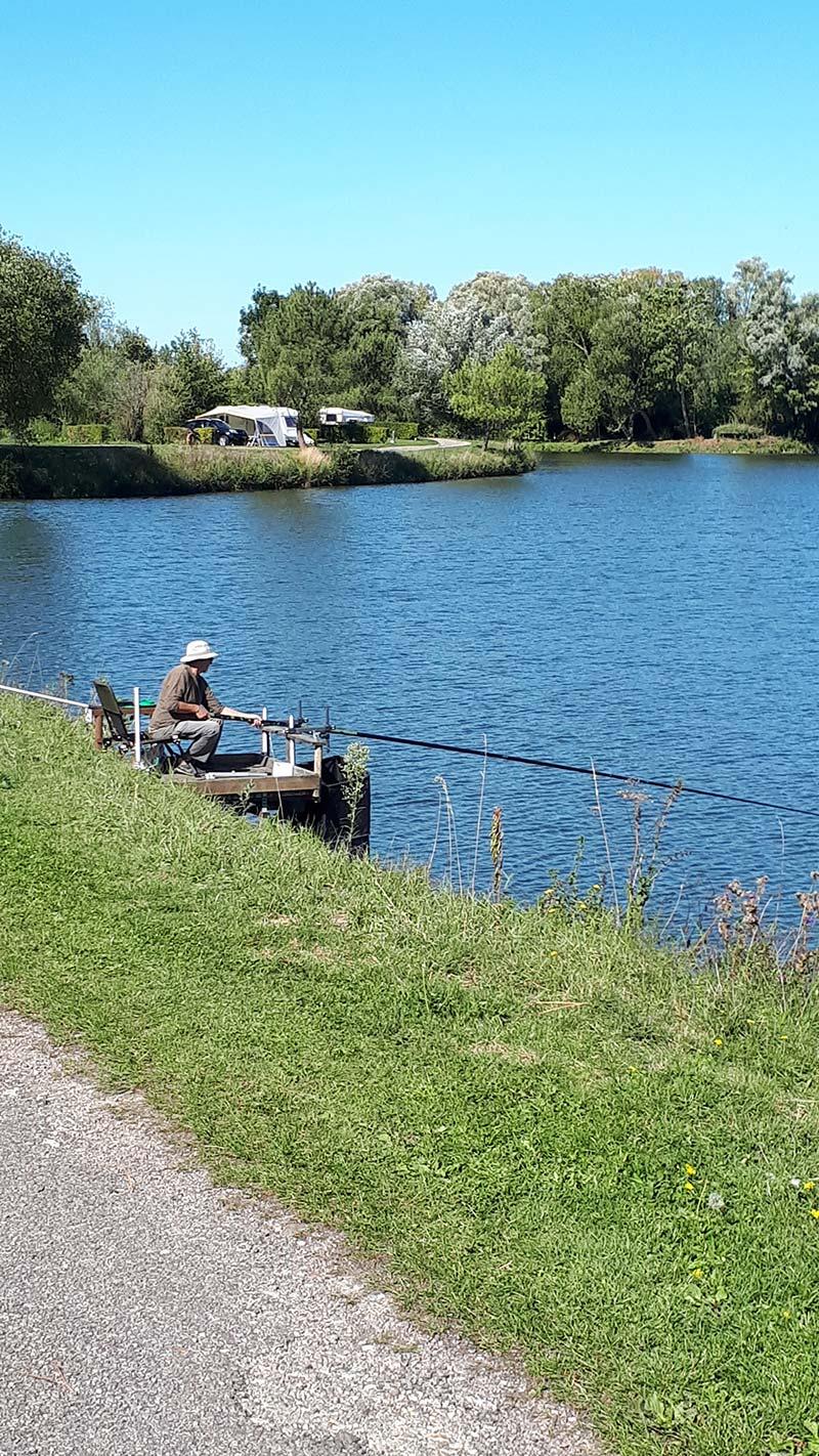 paradis des pêcheurs rivière la varenne