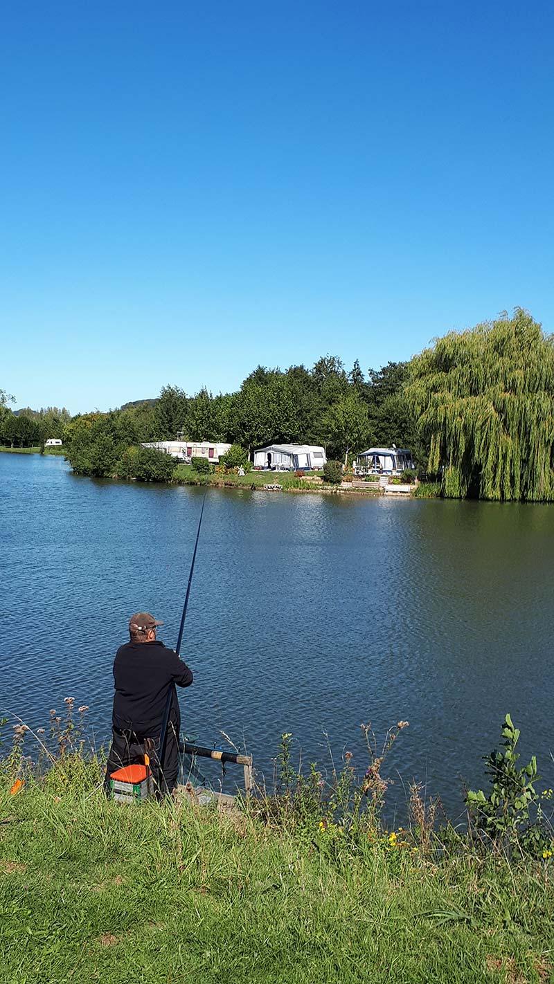 paradis des pêcheurs