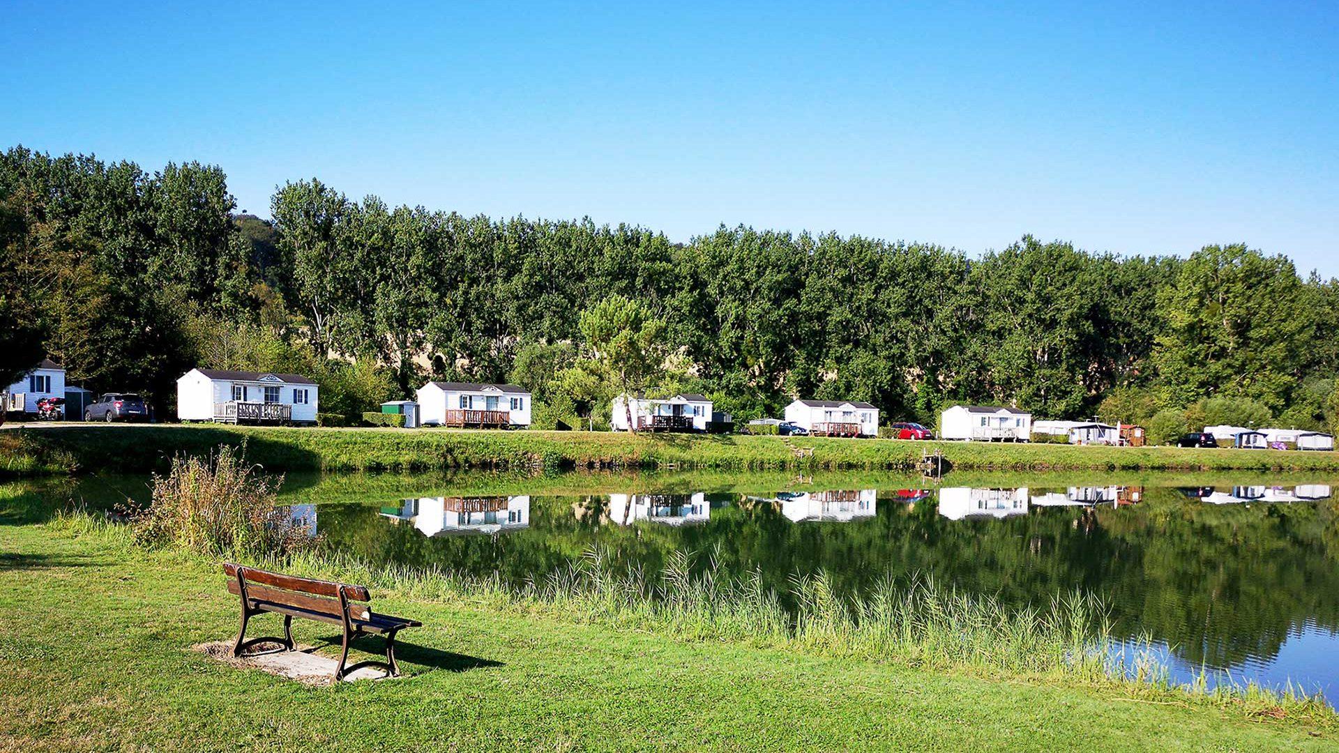 camping les 2 rivières Martigny