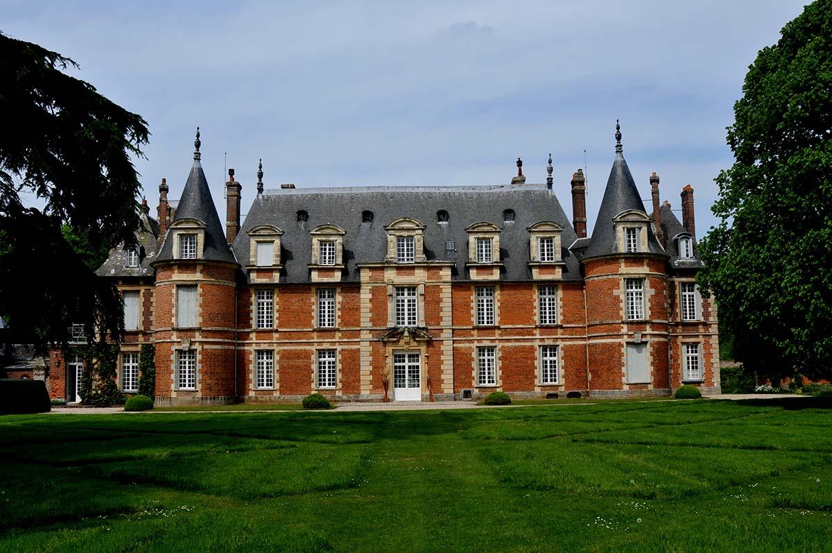 château de Miron