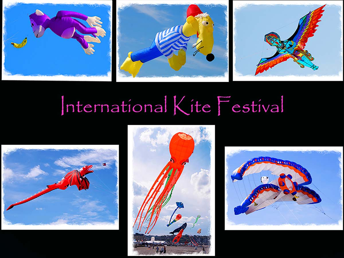 festival cerf volant Dieppe