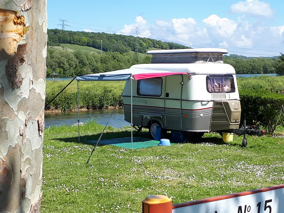emplacement camping Dieppe