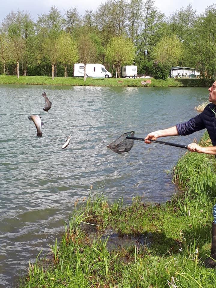 pêche près de Dieppe