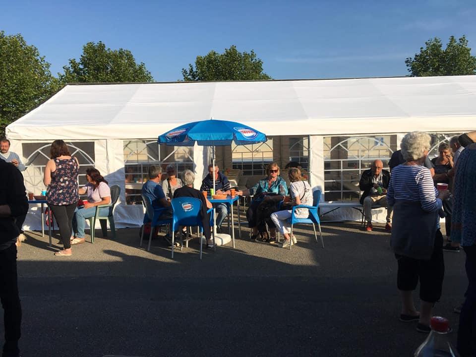terrasse bar camping Dieppe