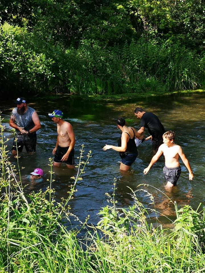 baignade rivière Martigny